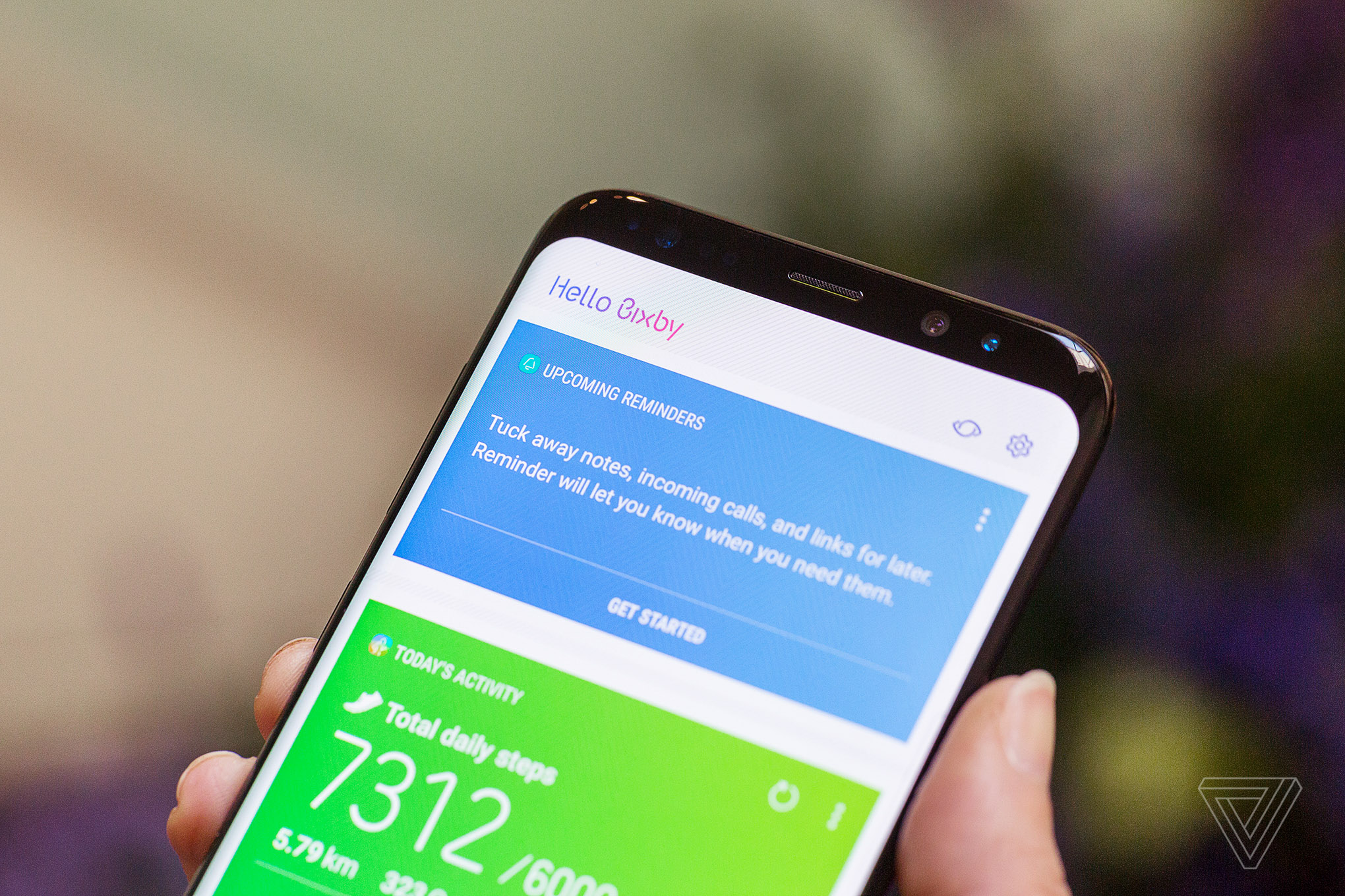 Tech Press Weighs In On Galaxy S8