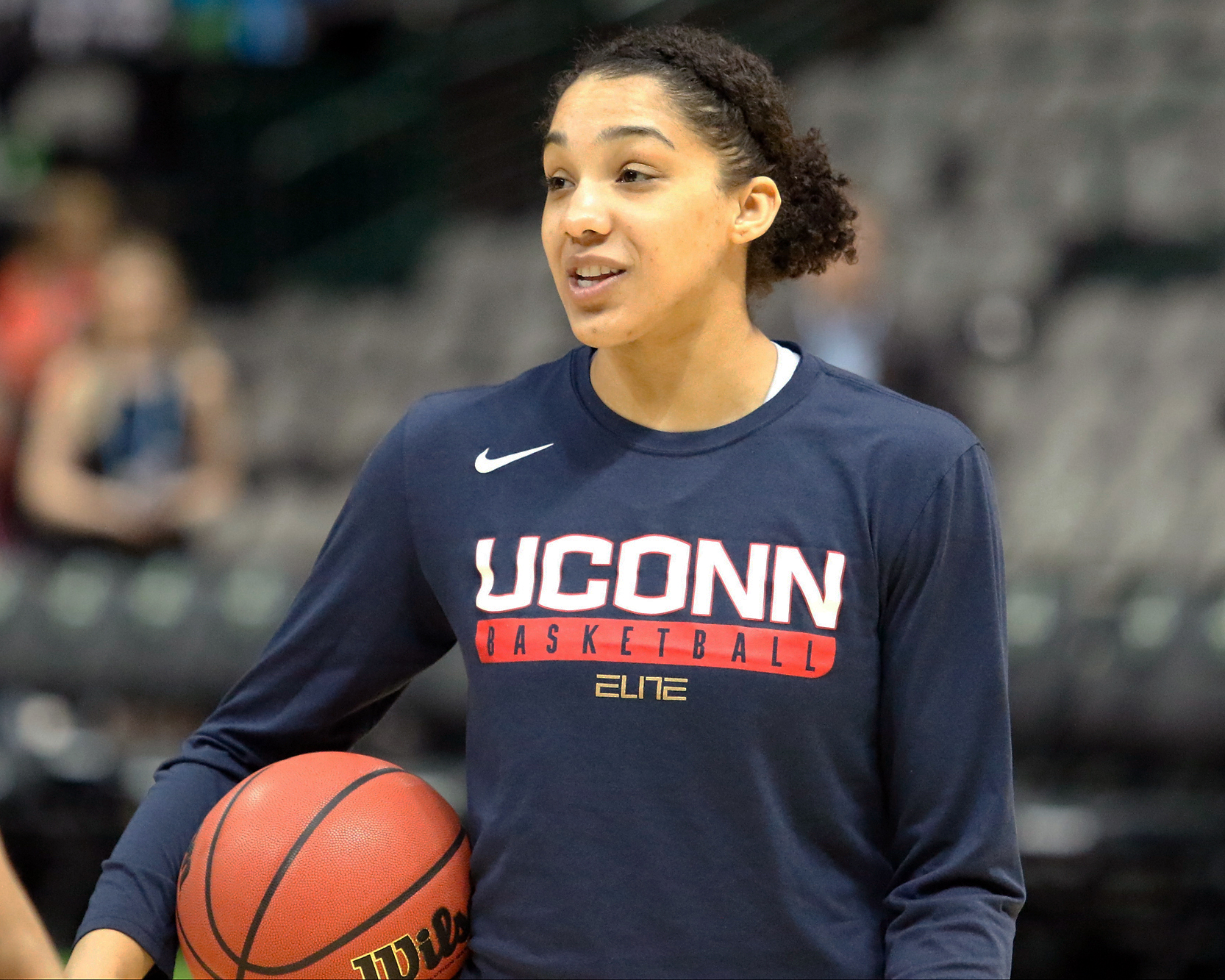 VIDEO: UConn Women's Basketball Final Four Pregame Press ...