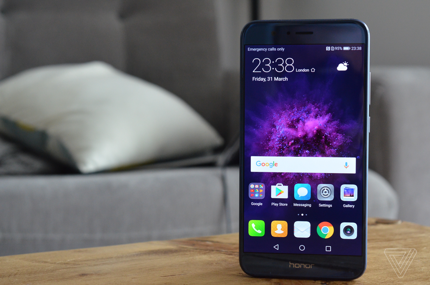 The Honor 8 Pro is a Huawei P10 with stronger specs and a smaller