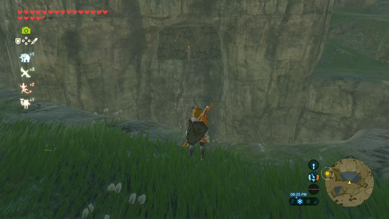 Zelda Breath Of The Wild Guide Ke Nai Shakah Shrine