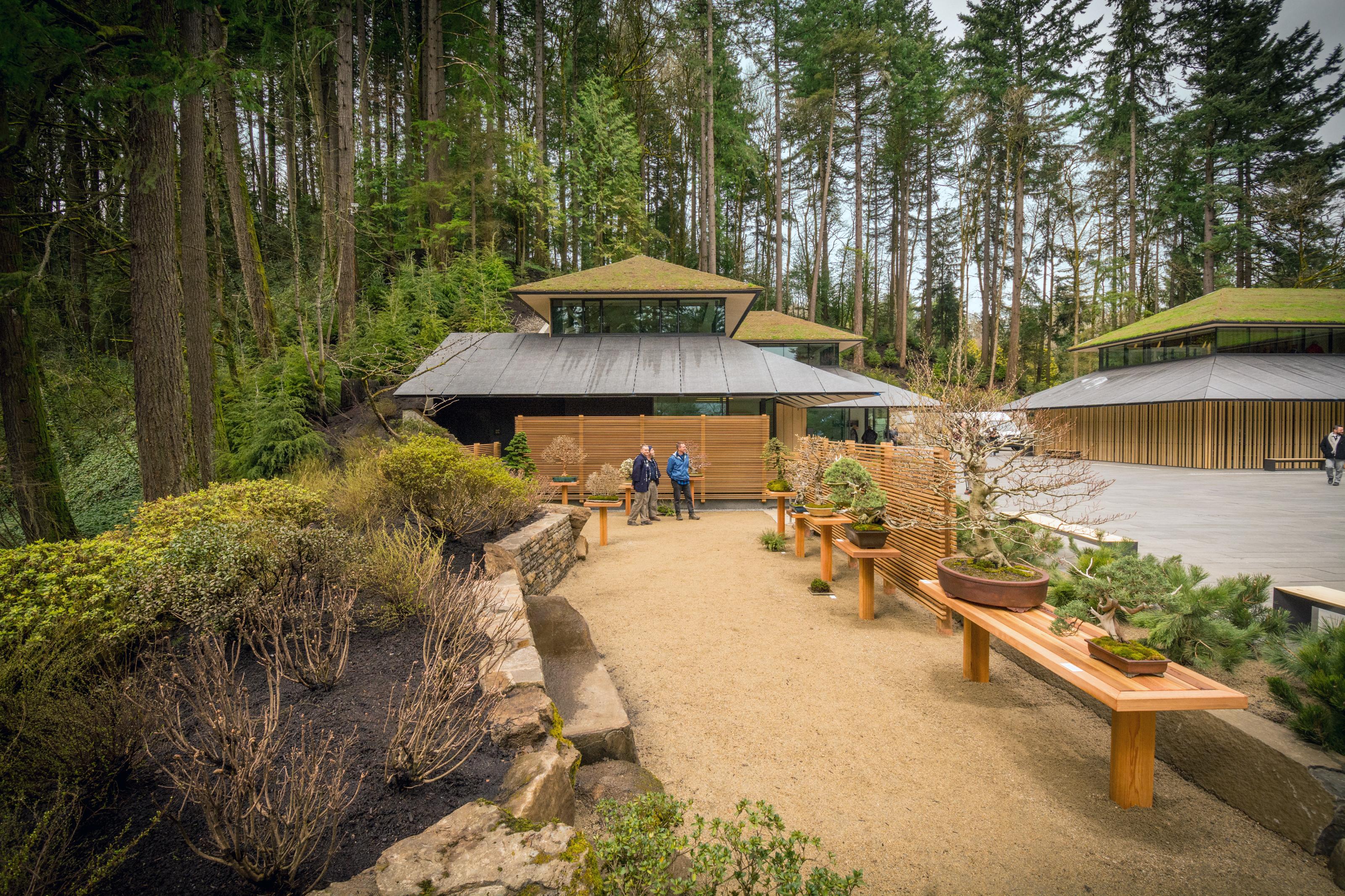 Portland Japanese Garden Cafe Menu