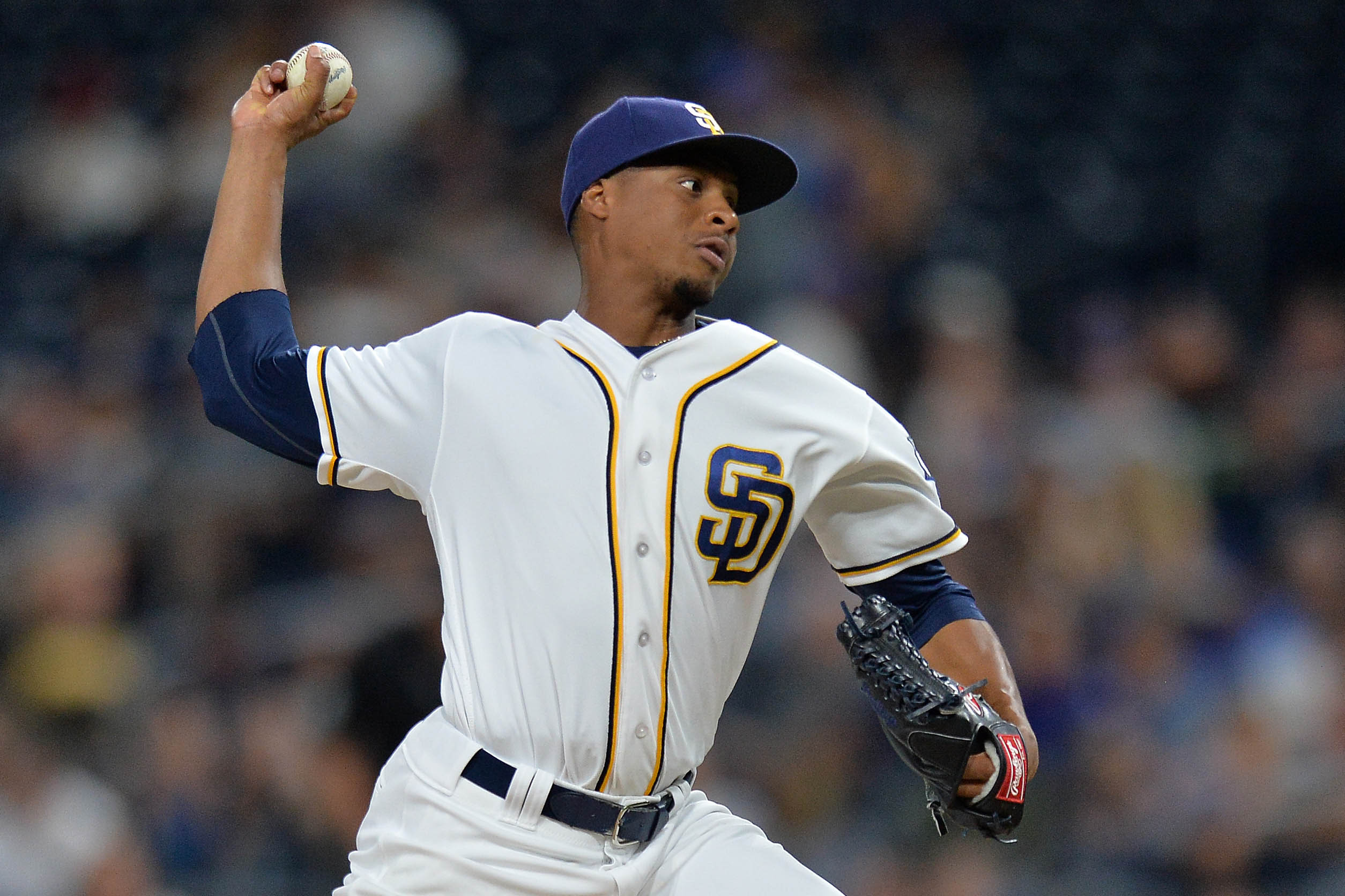 Margot, Chacin lead Padres over Bumgarner and Giants 2-1