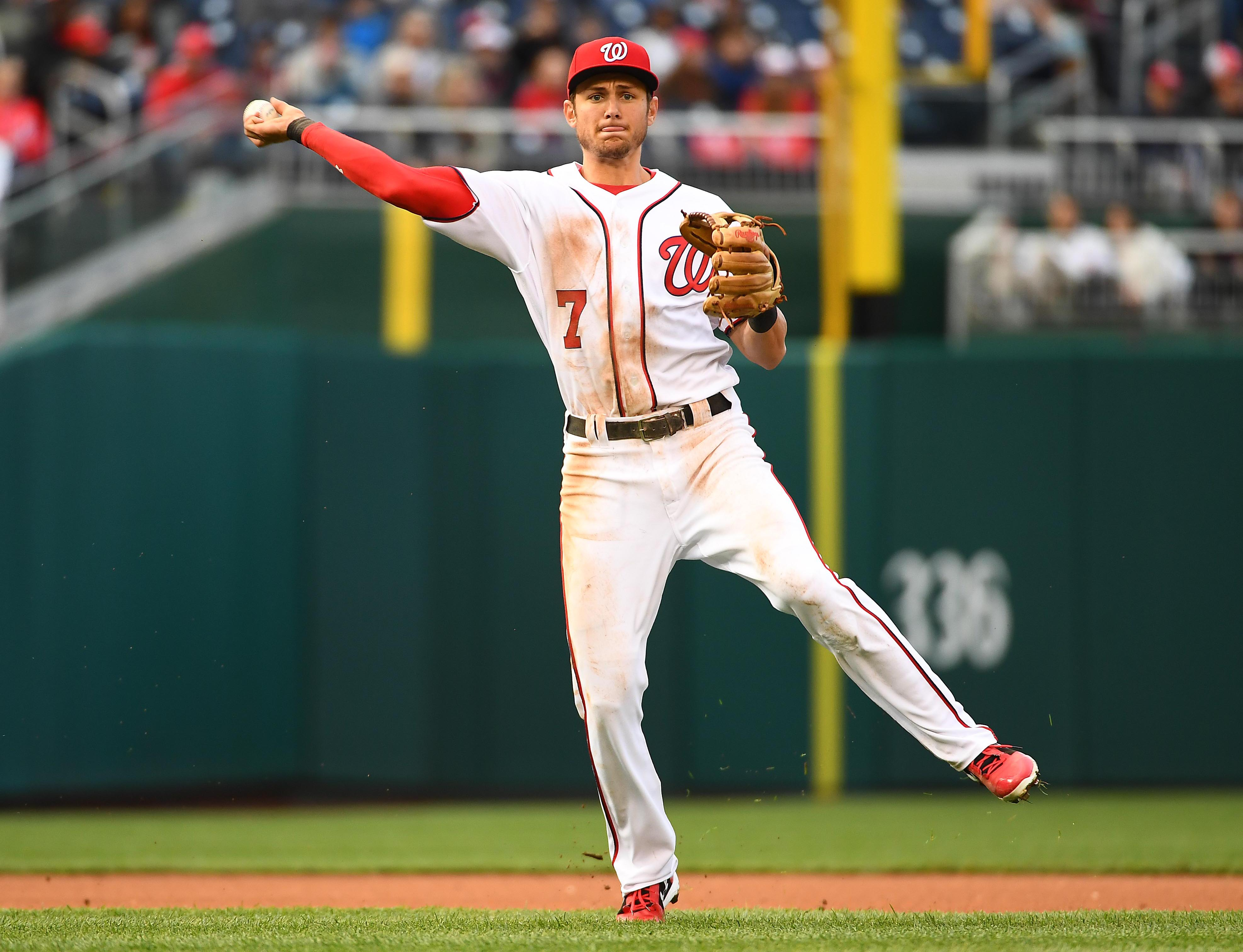 Murphy has 5 RBIs in Nats' 8-3 win over Cards