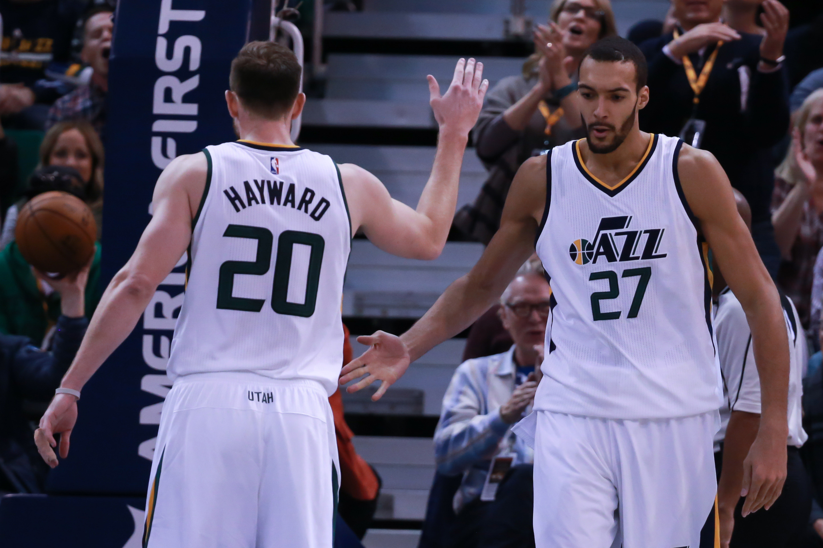 On night Jazz lose Gobert, 'Iso Joe' comes through in the clutch