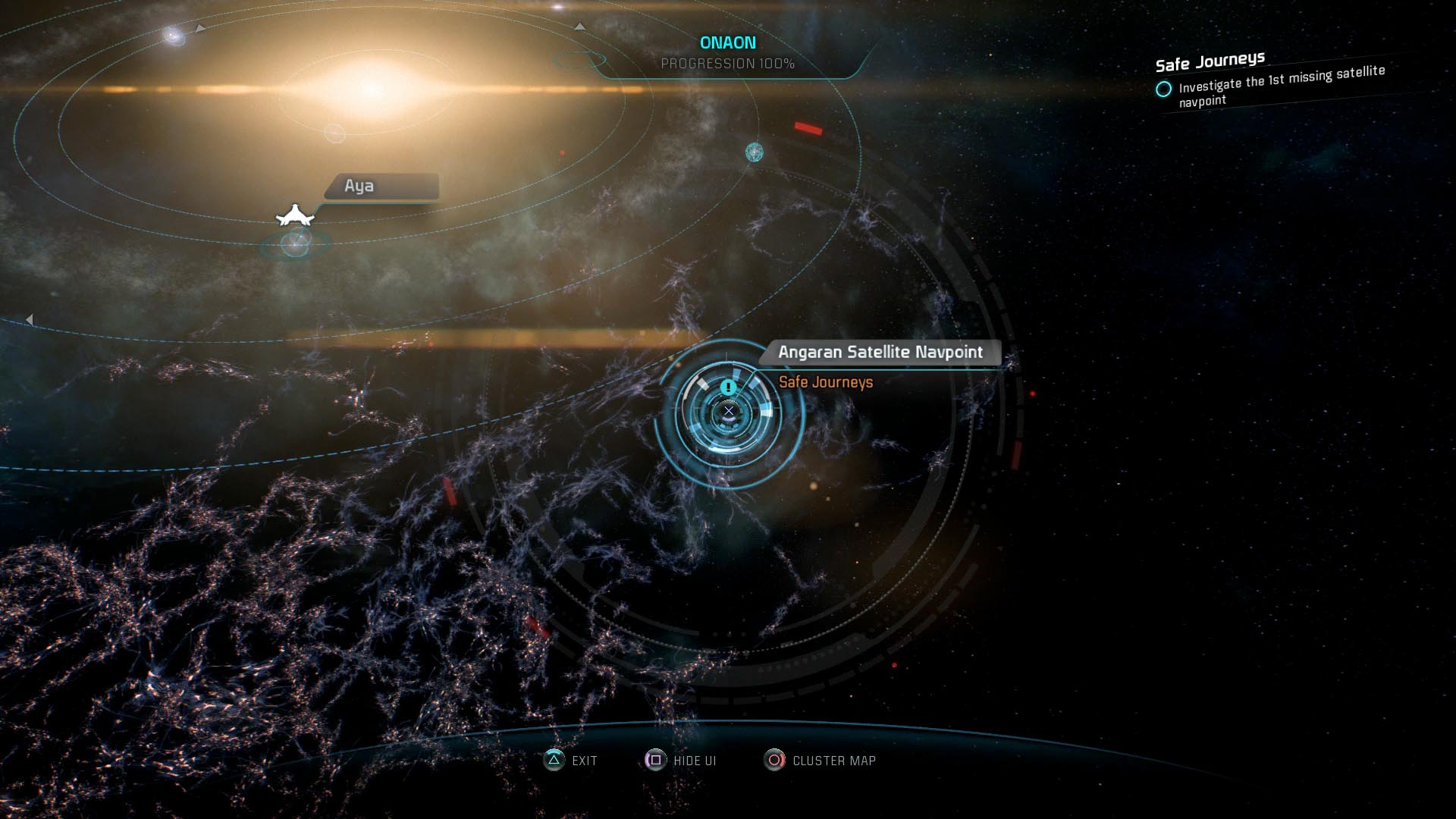 Mass Effect: Andromeda guide: \u0027Safe Journeys\u0027 Heleus assignment