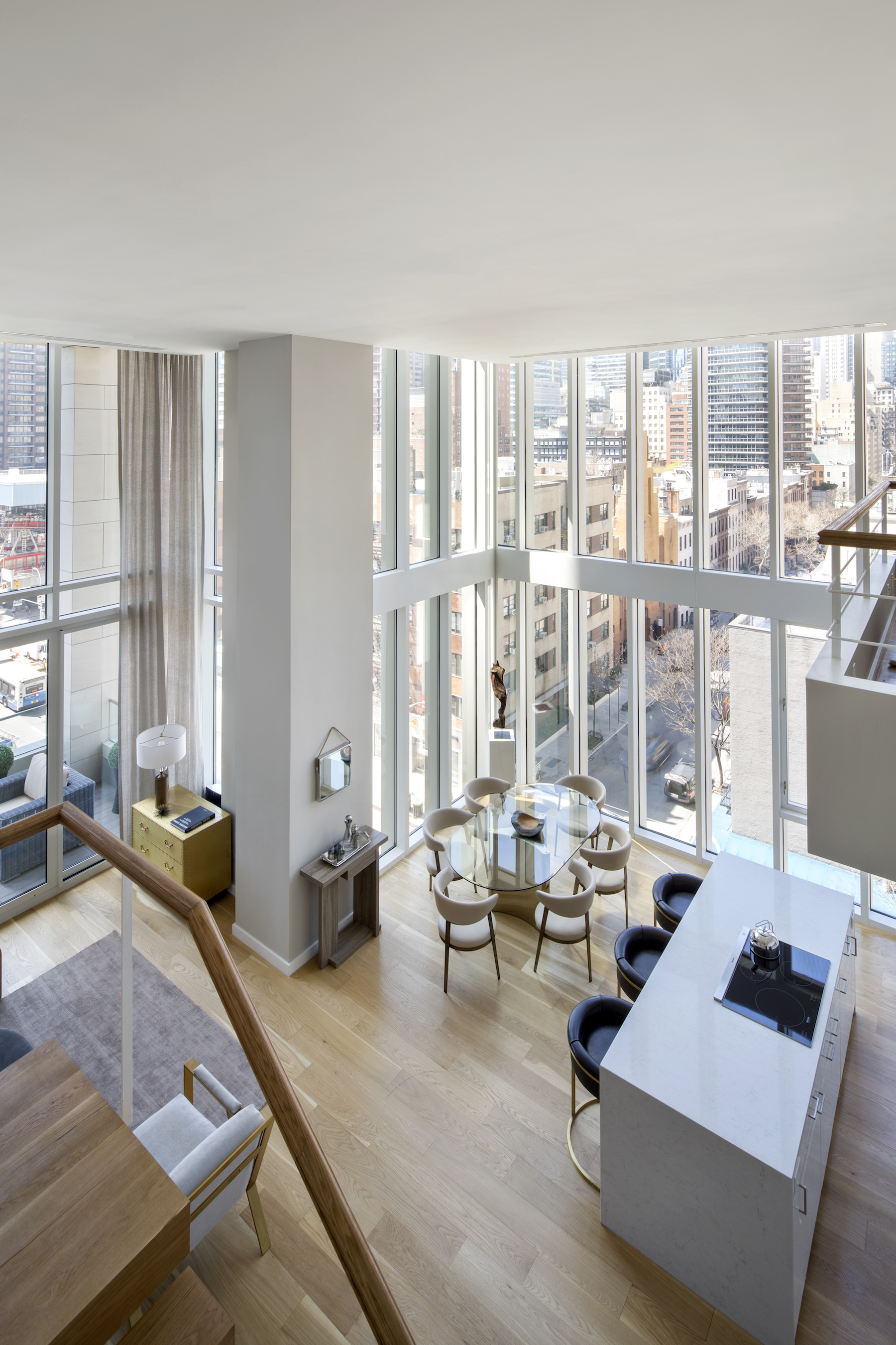Upper East Side Condo The Clare Shows Off Its Model Home Curbed NY