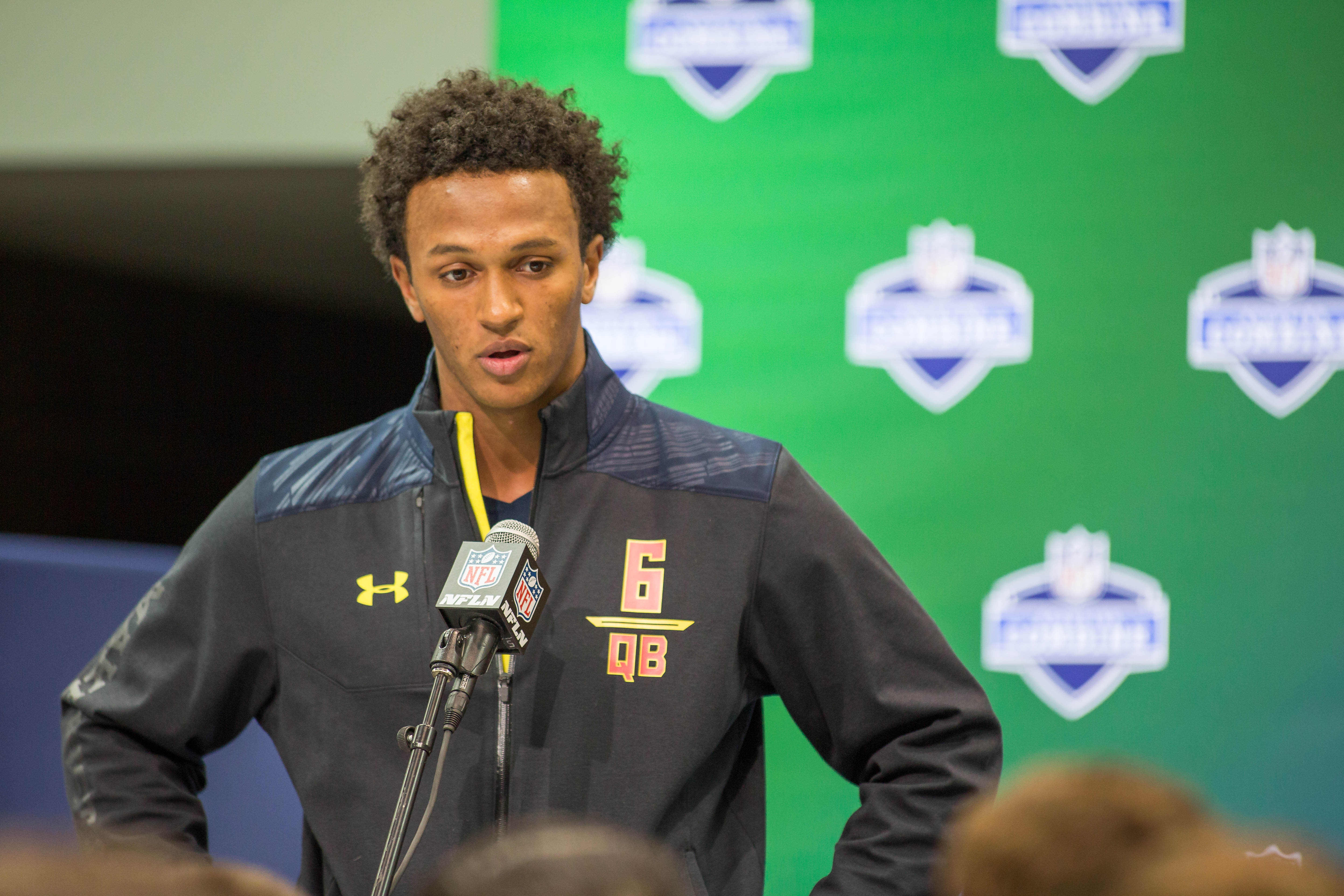 QB landed: Browns draft Notre Dame's Kizer in 2nd round
