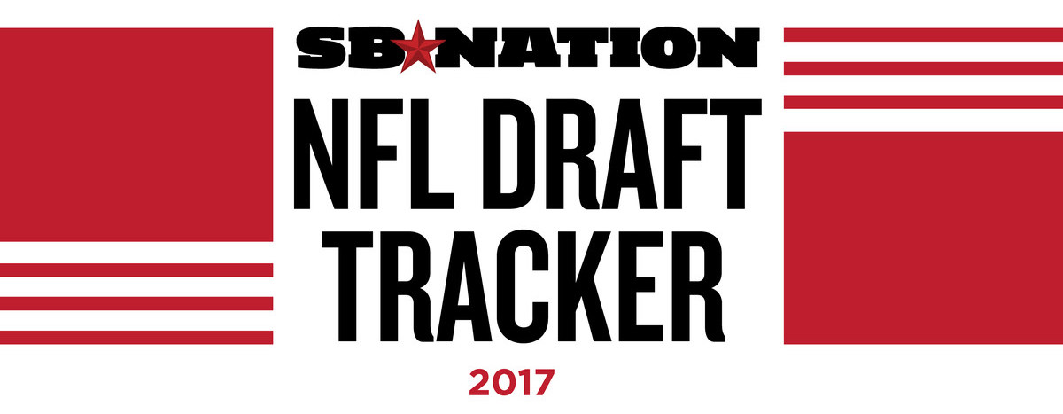 SB Nation's NFL draft tracker