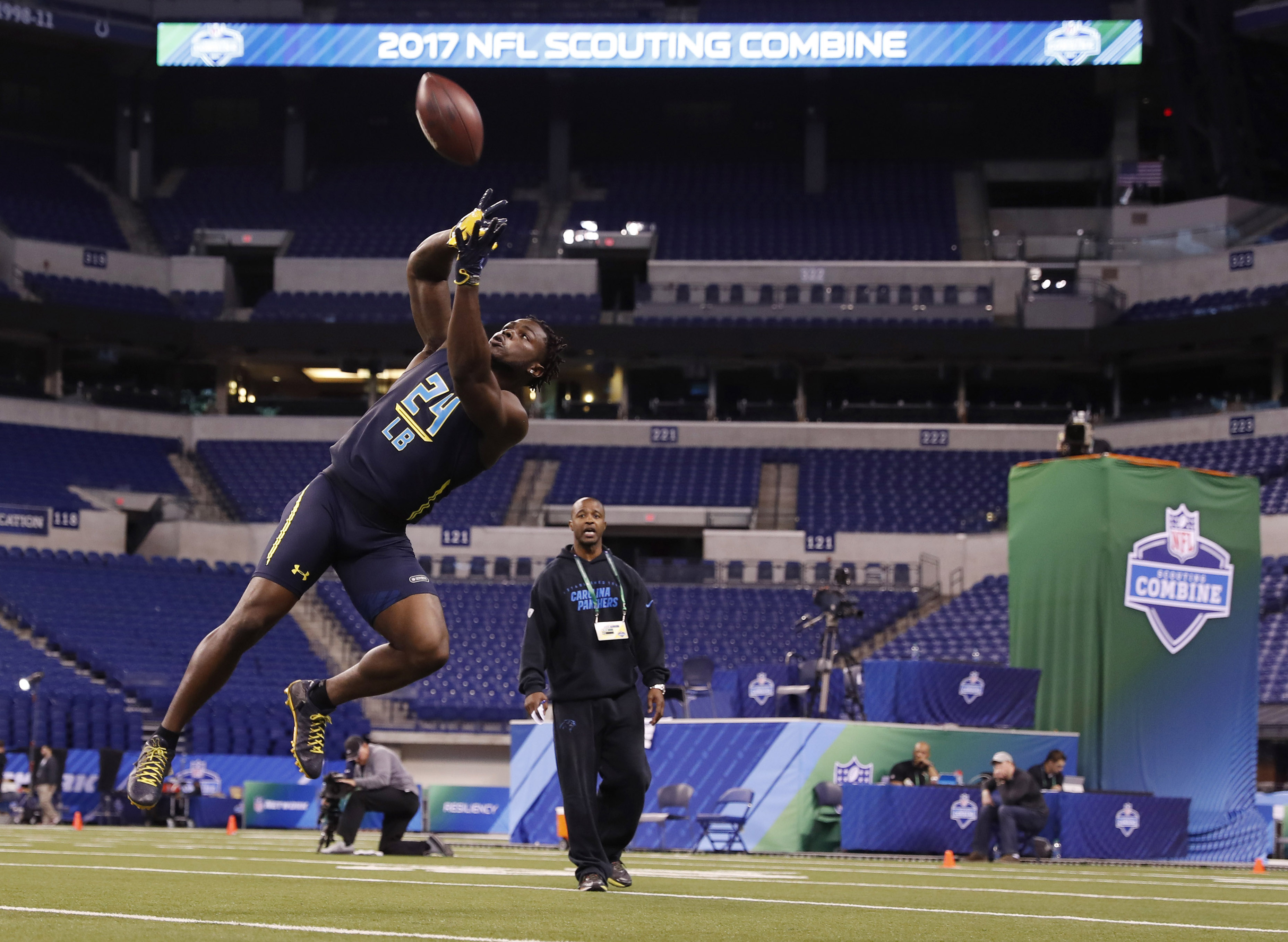 Now what, Ohio State fans? Jabrill Peppers is headed to the Browns