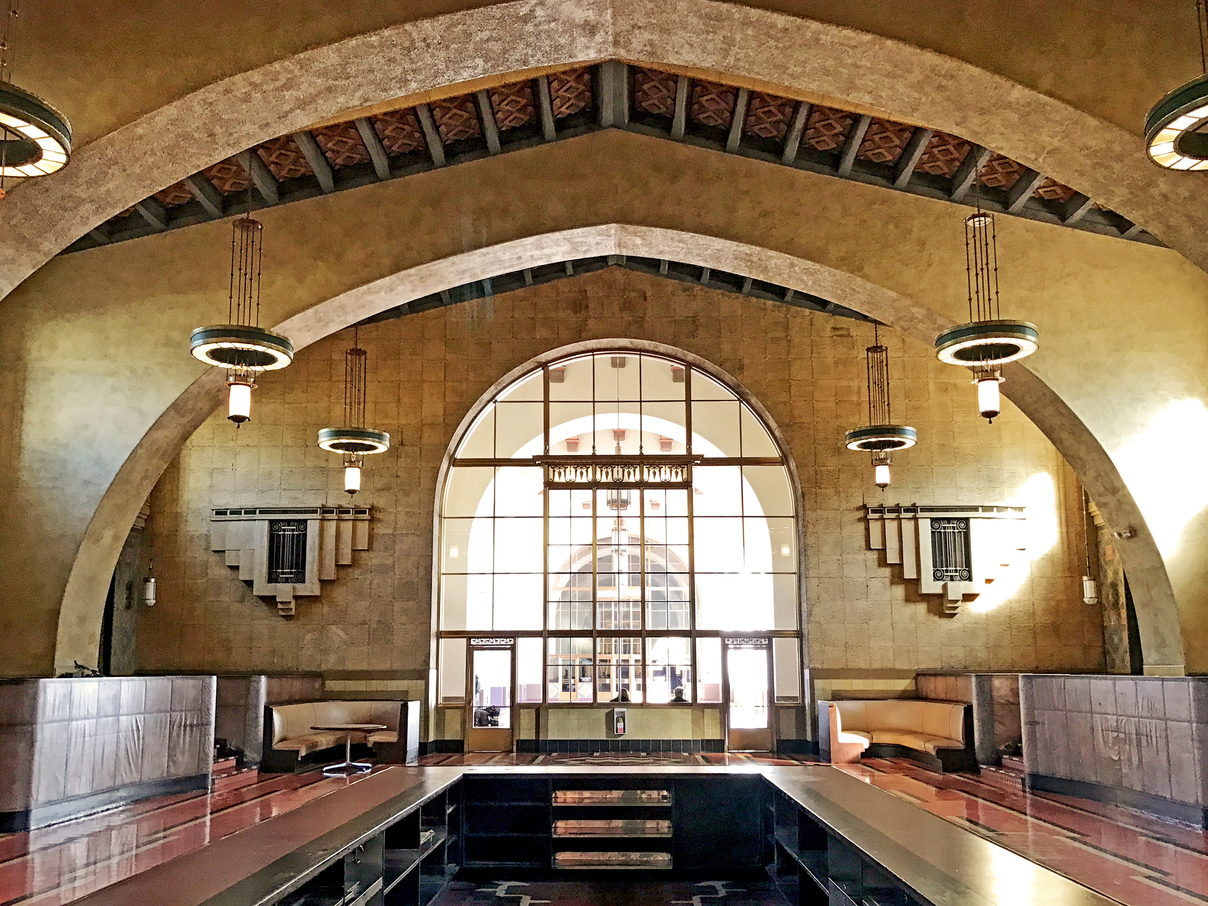 Union Station S Fred Harvey Room Is Officially Restored