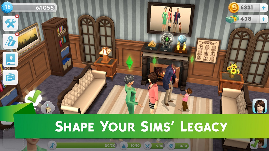 adult sim game American