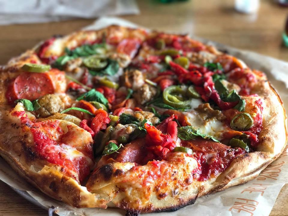 Blaze Pizza Staten Island Free Pizza