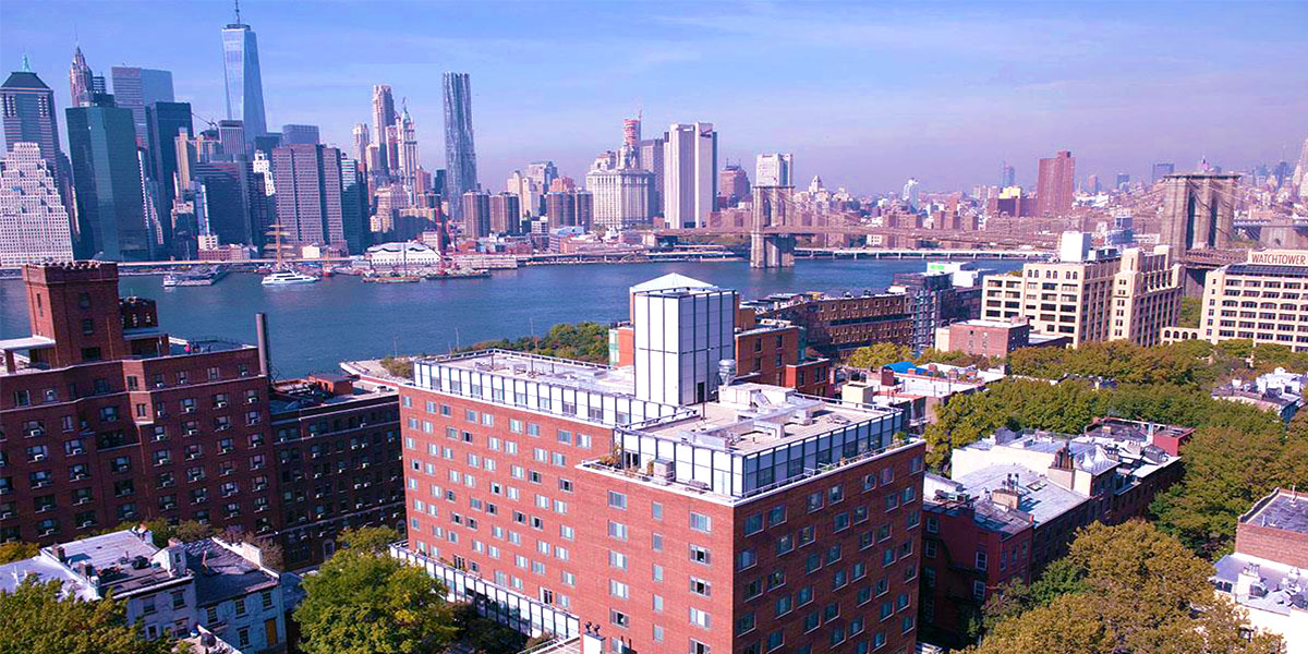 Jehovah 39 s witnesses officially sell 161 unit brooklyn for 107 terrace place brooklyn