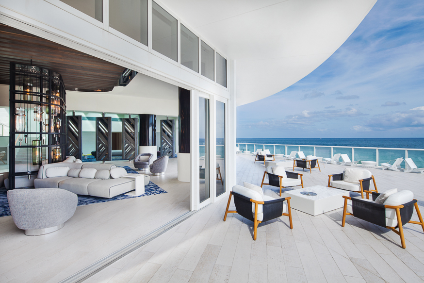 Tour The Redesigned W Fort Lauderdale S New Public Spaces Curbed Miami