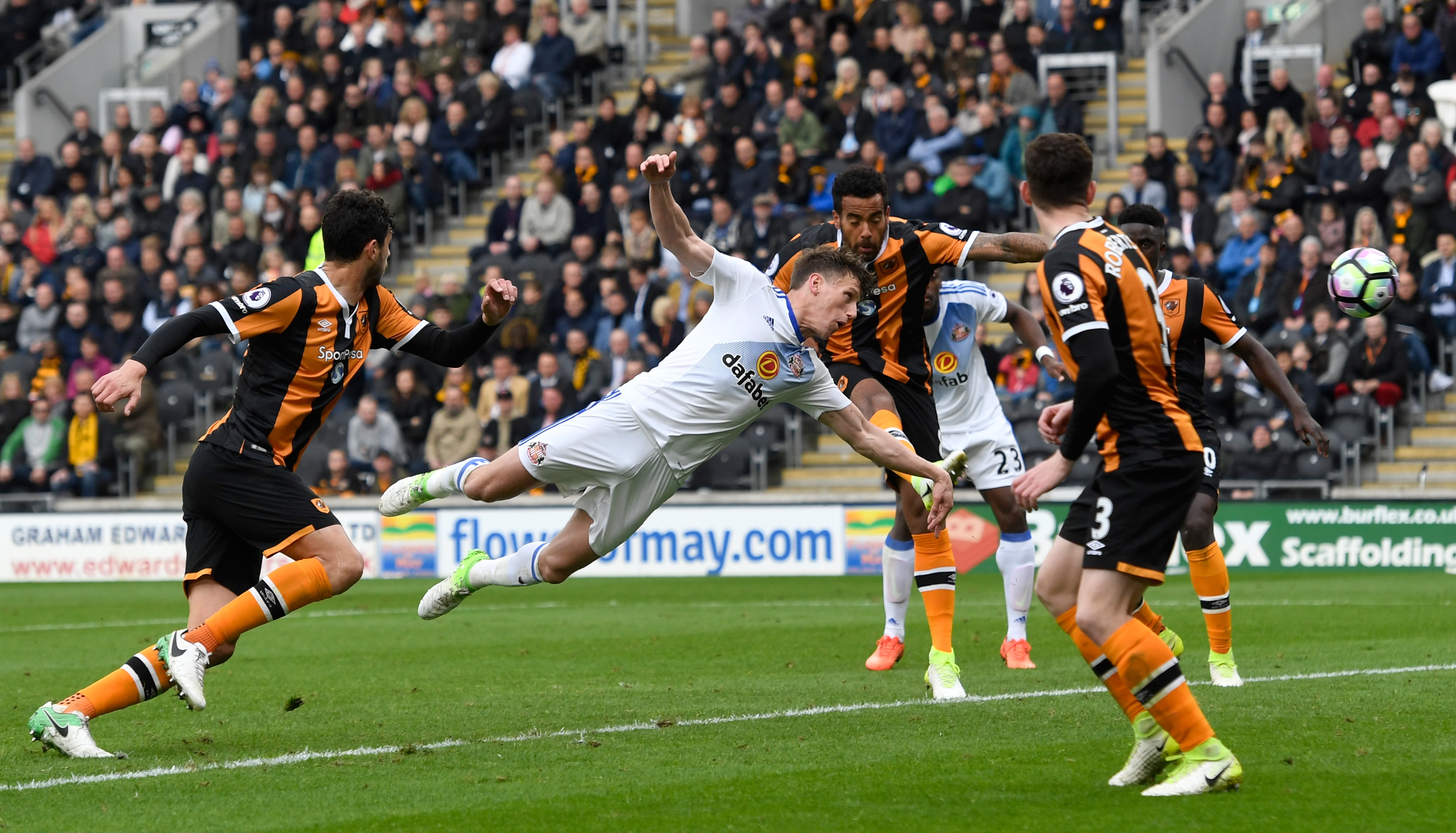 Swansea City's players took great delight in Crystal Palace's victory over Hull
