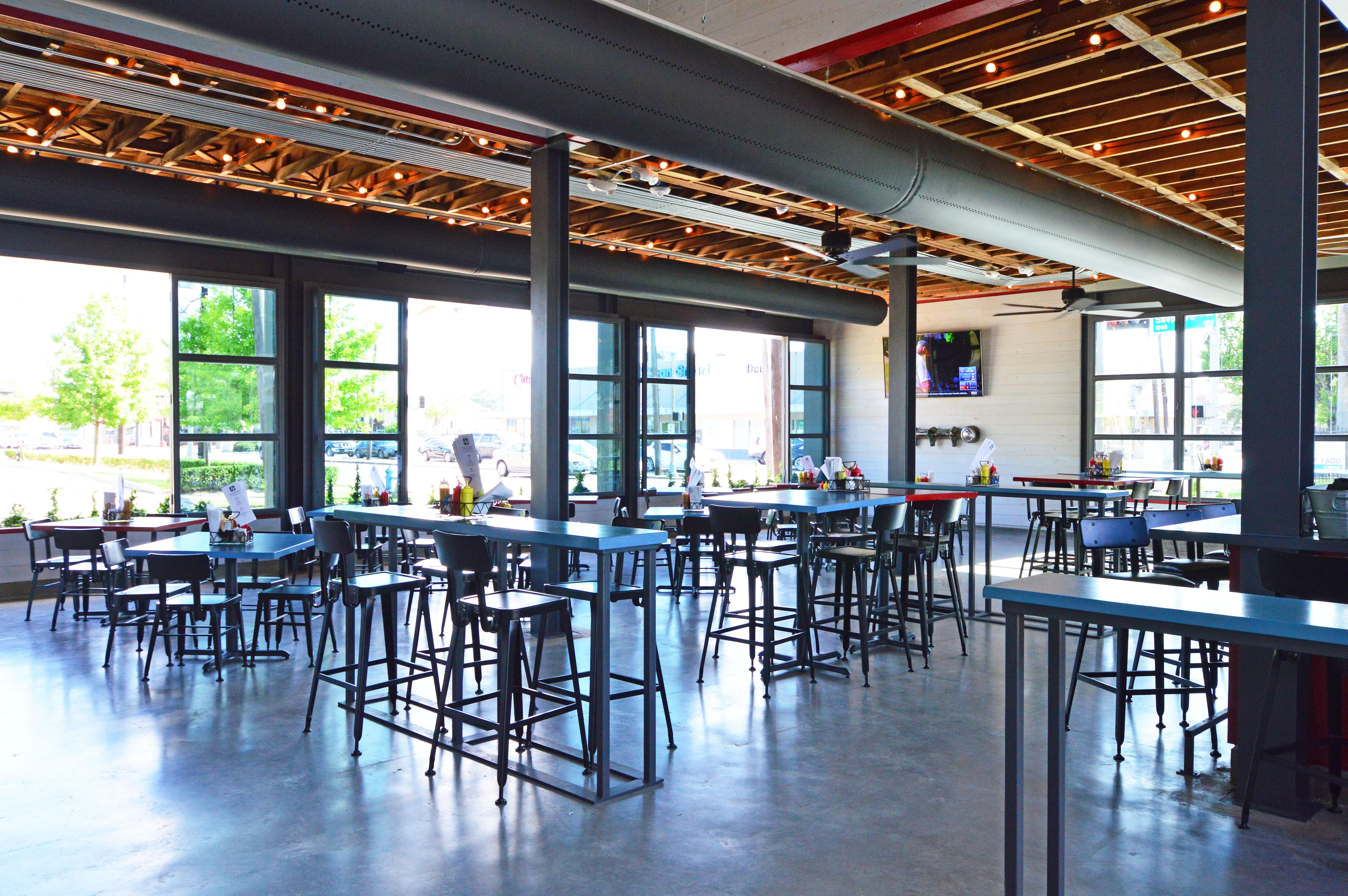 Step Inside Fm Kitchen Bar Houston S Hottest New Spot