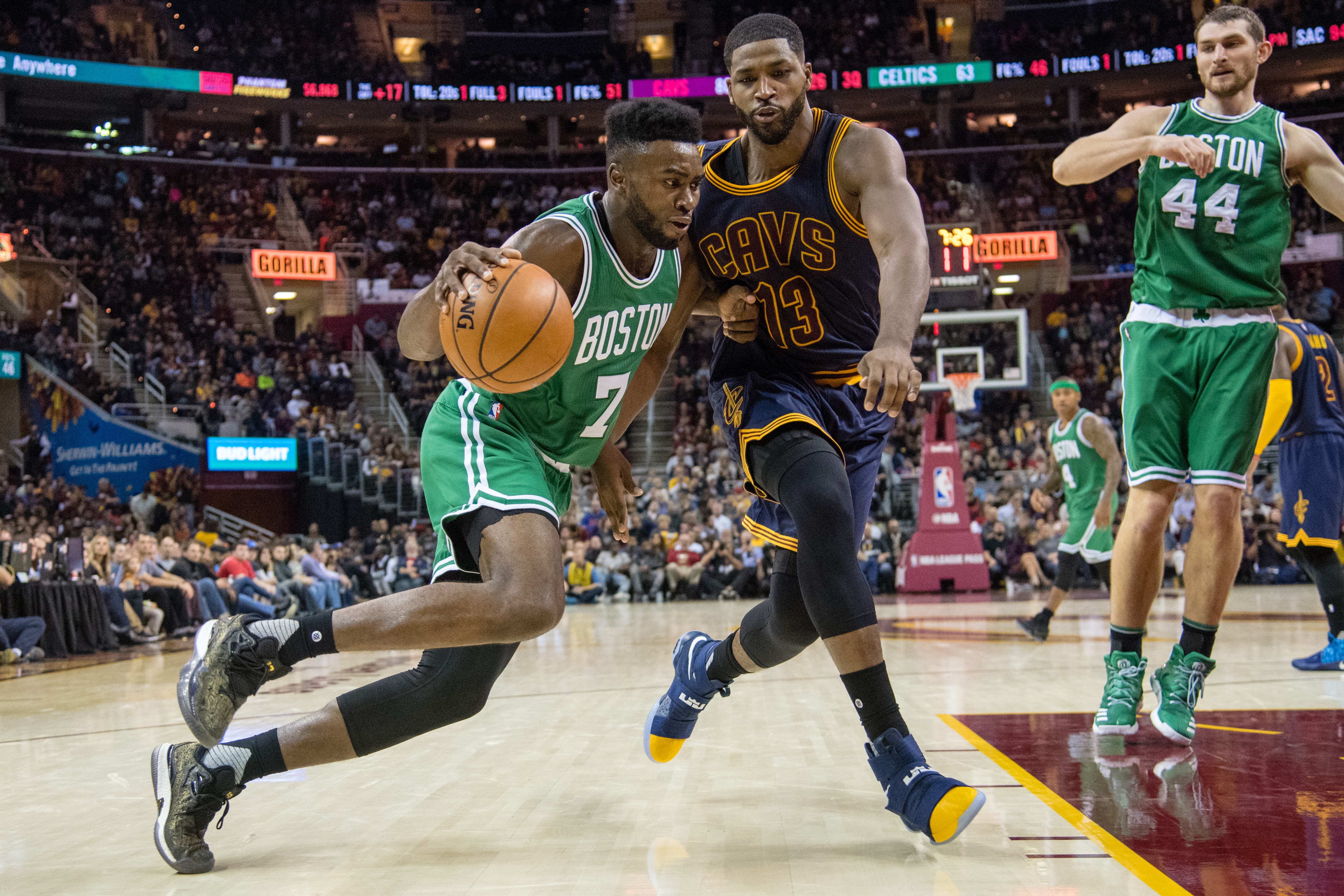 Basketball: Cavaliers crush Celtics in Game One of NBA Eastern Conference Finals