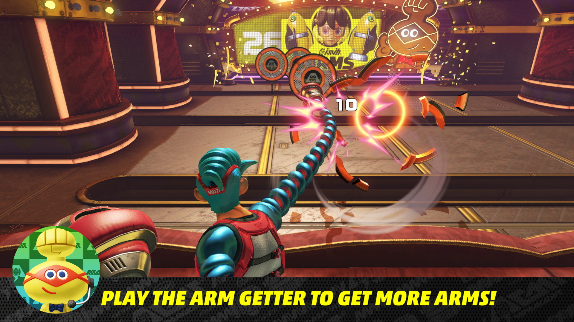 Arms Will Get New Content For Free After Launch Polygon