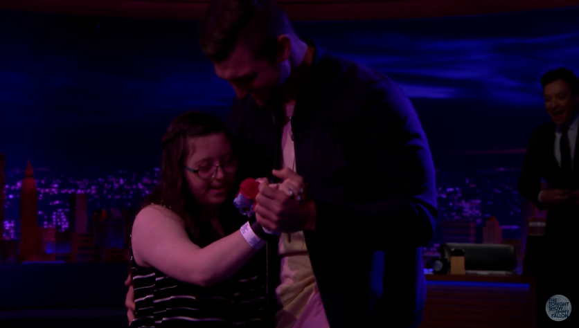 Tim Tebow Surprises 'Inspirational' Fan with Prom Dance