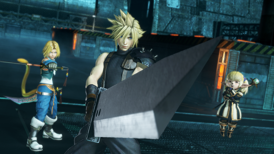 Image result for Final Fantasy Fighting Game Coming To PS4 images