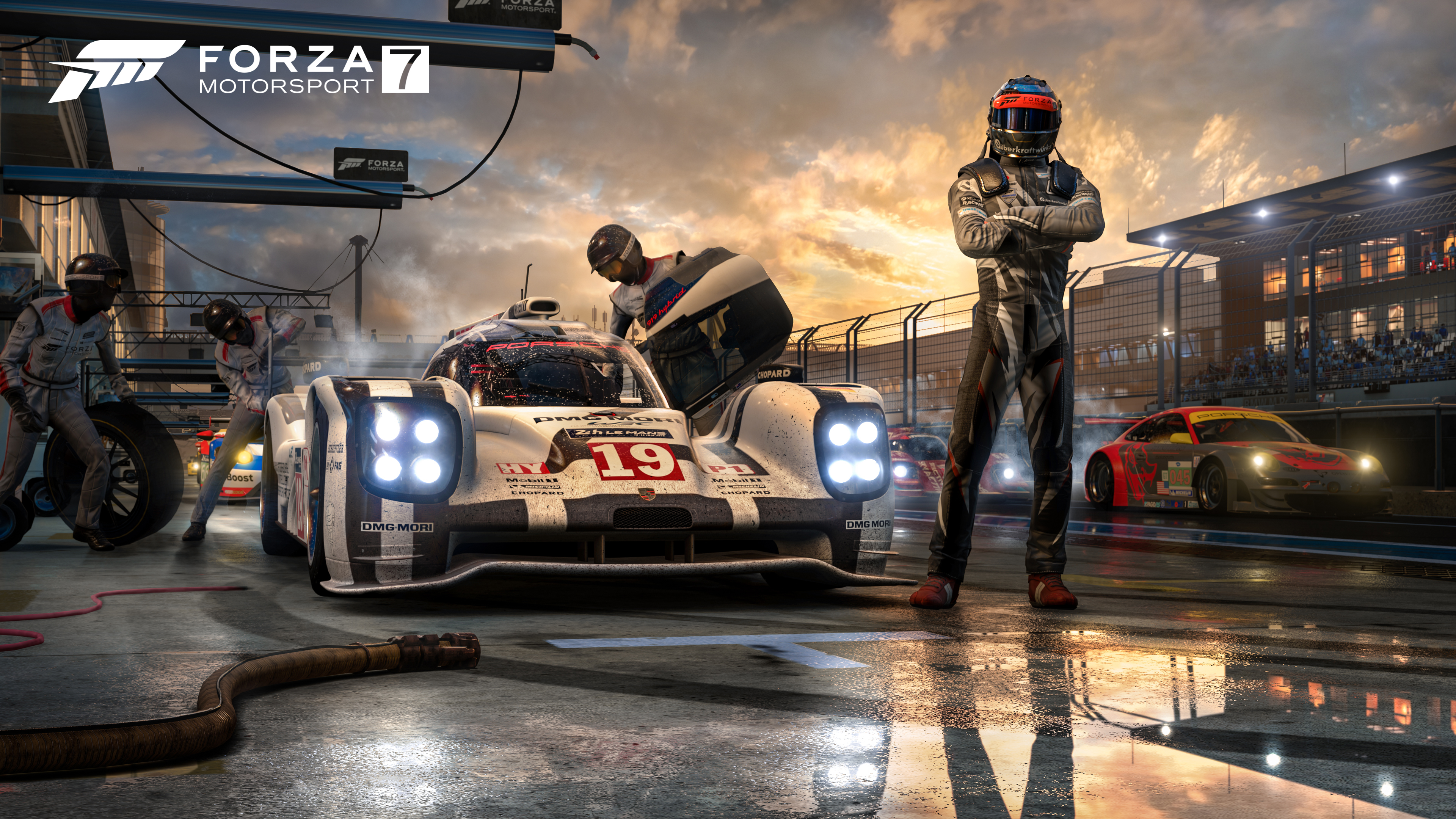 Forza Motorsport 7 Announced For Xbox One X And Windows 10