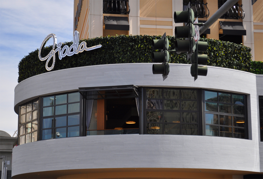 Las Vegas Restaurant Menu