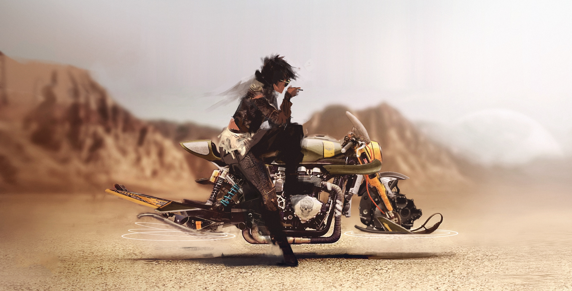 New Behind-the-Scenes Video For Beyond Good and Evil 2