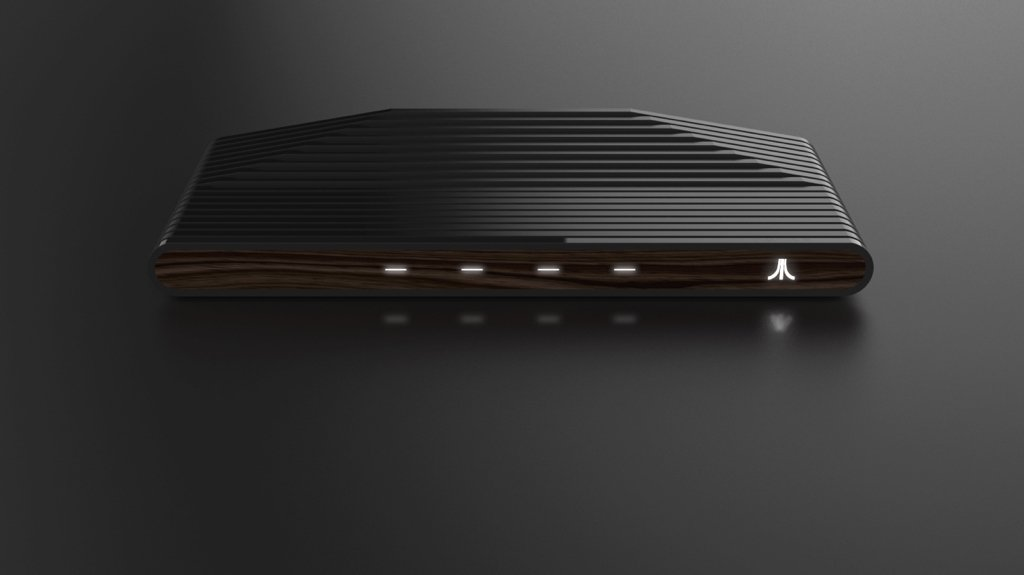 Atari officially unveils their new console