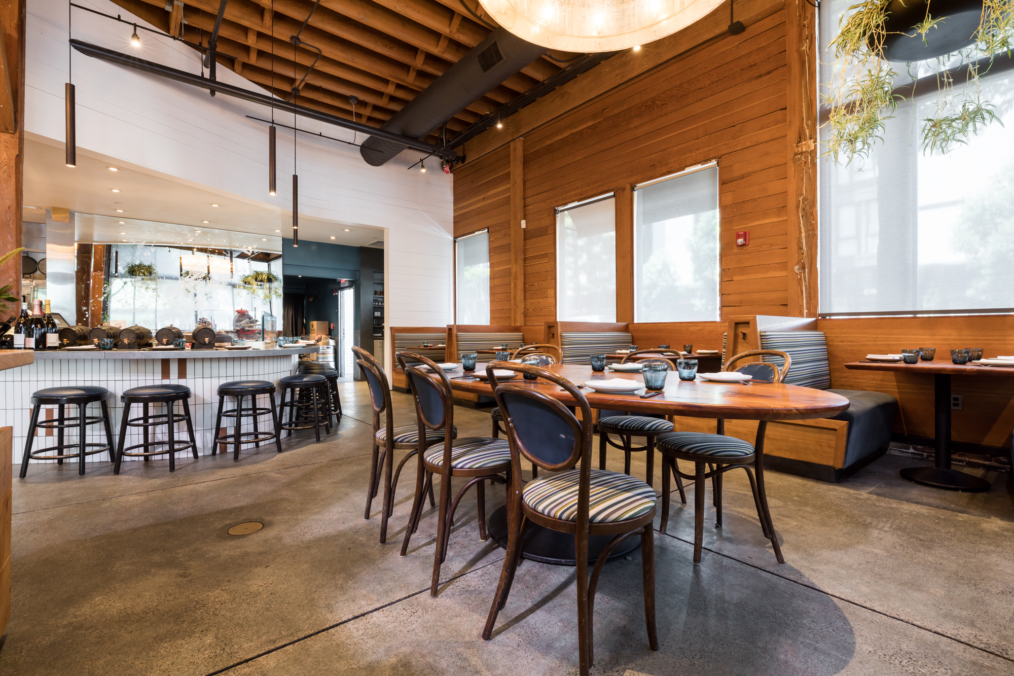 Step Inside Barcino Now Serving Tapas And Gin Tonic In