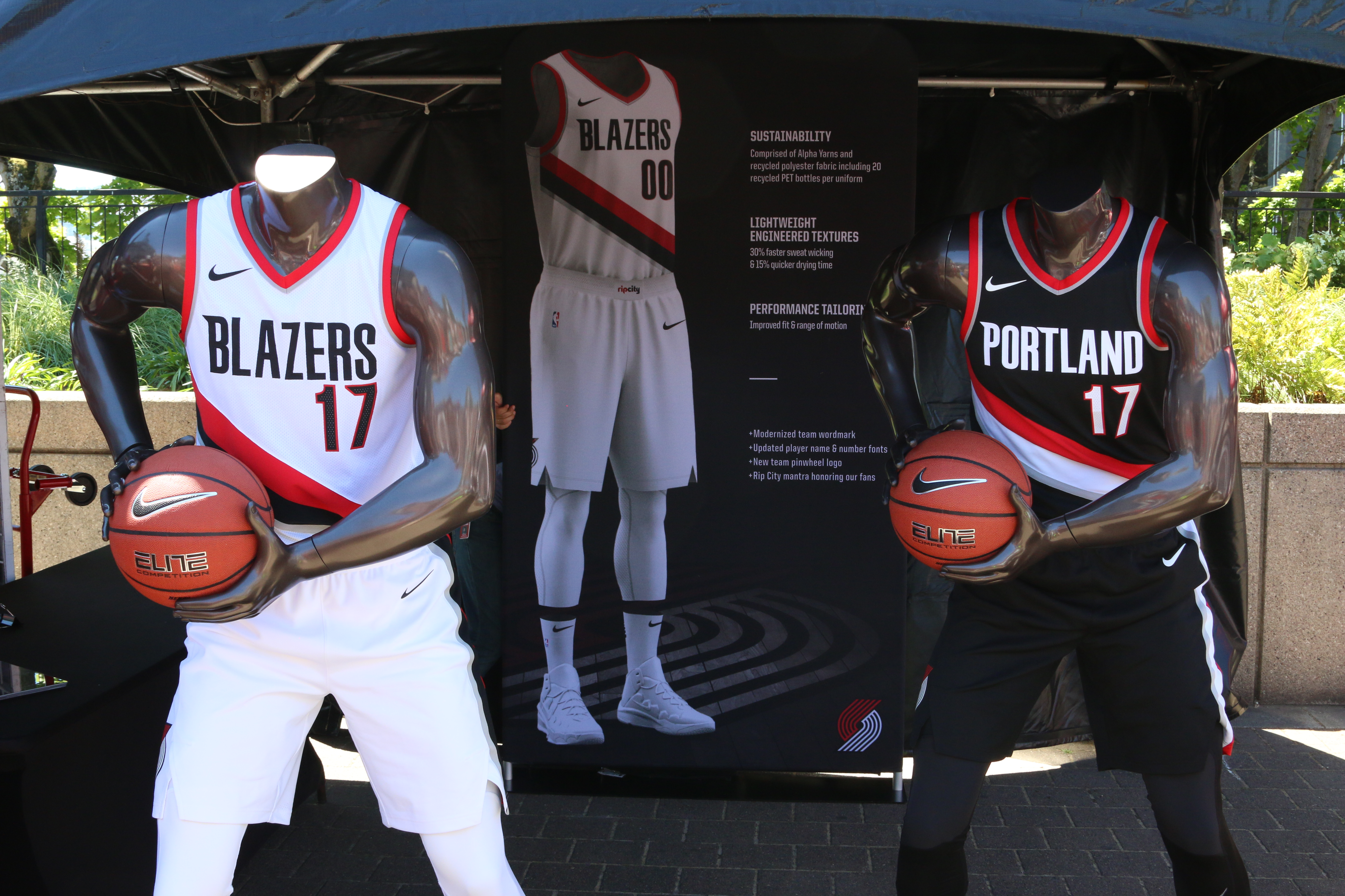 Remembering Our Favorite Portland Trail Blazers Jerseys With ...