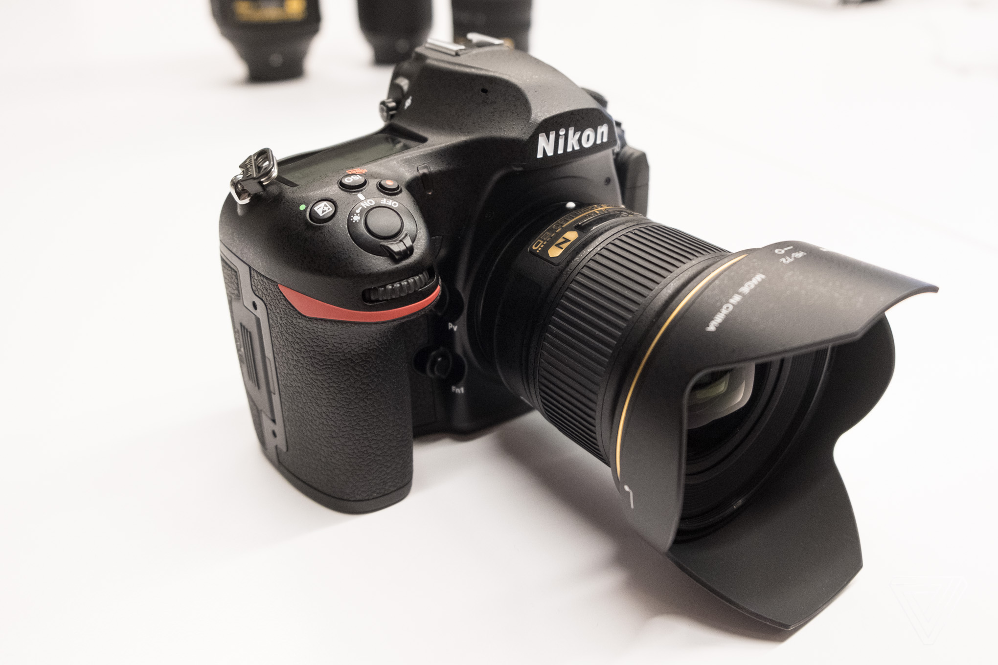 45.4-megapixel snaps with the Nikon D850
