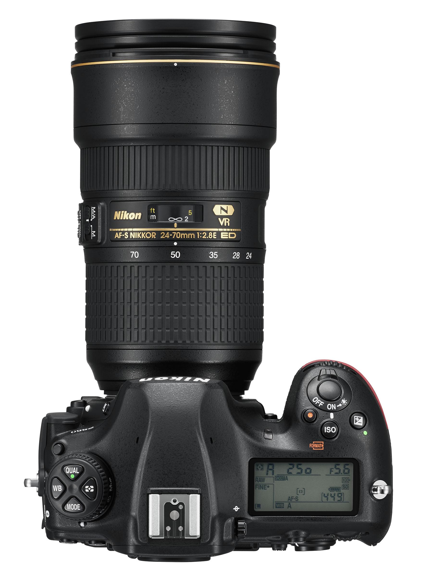 Nikon's new D850 has 45 7 megapixels and enough features to tempt