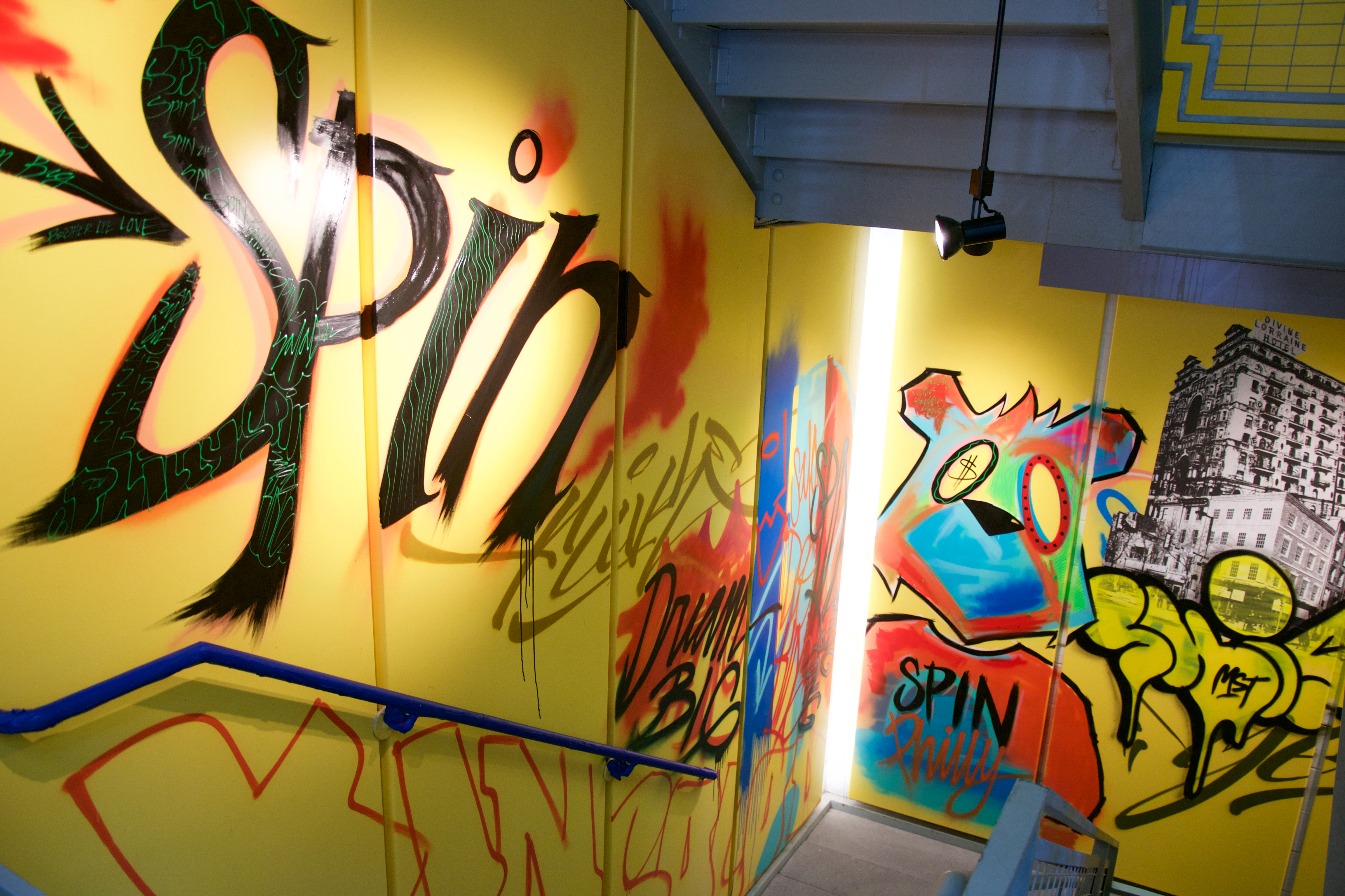Spin, a 12,000-Square-Foot Ping Pong Bar, Bounces Into Philly ...