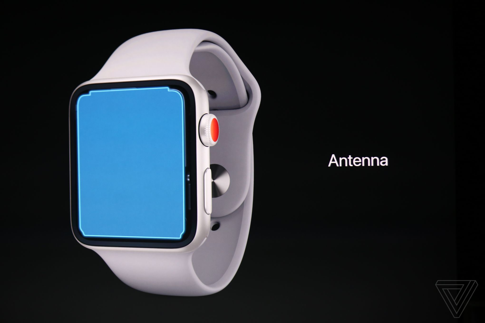New Apple Watch Series 3 announced with LTE - The Verge