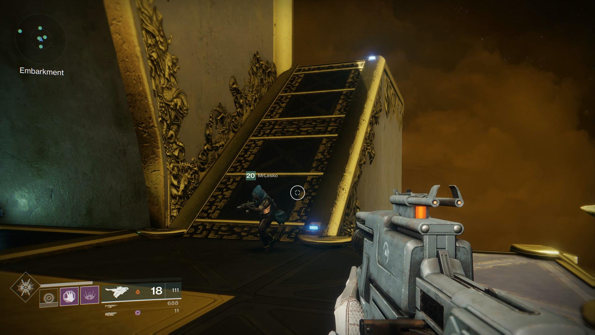 Destiny 2 Leviathan Raid Guide Castellum Polygon
