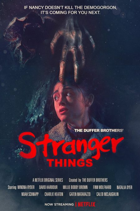 stranger things homage to 80s cinema continues with stunning