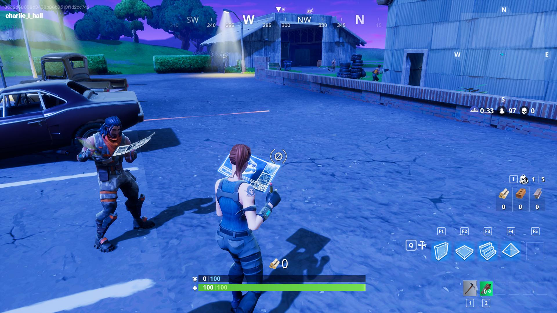 Fortnite Battle Royale Only Looks Cuddly On The Outside Polygon