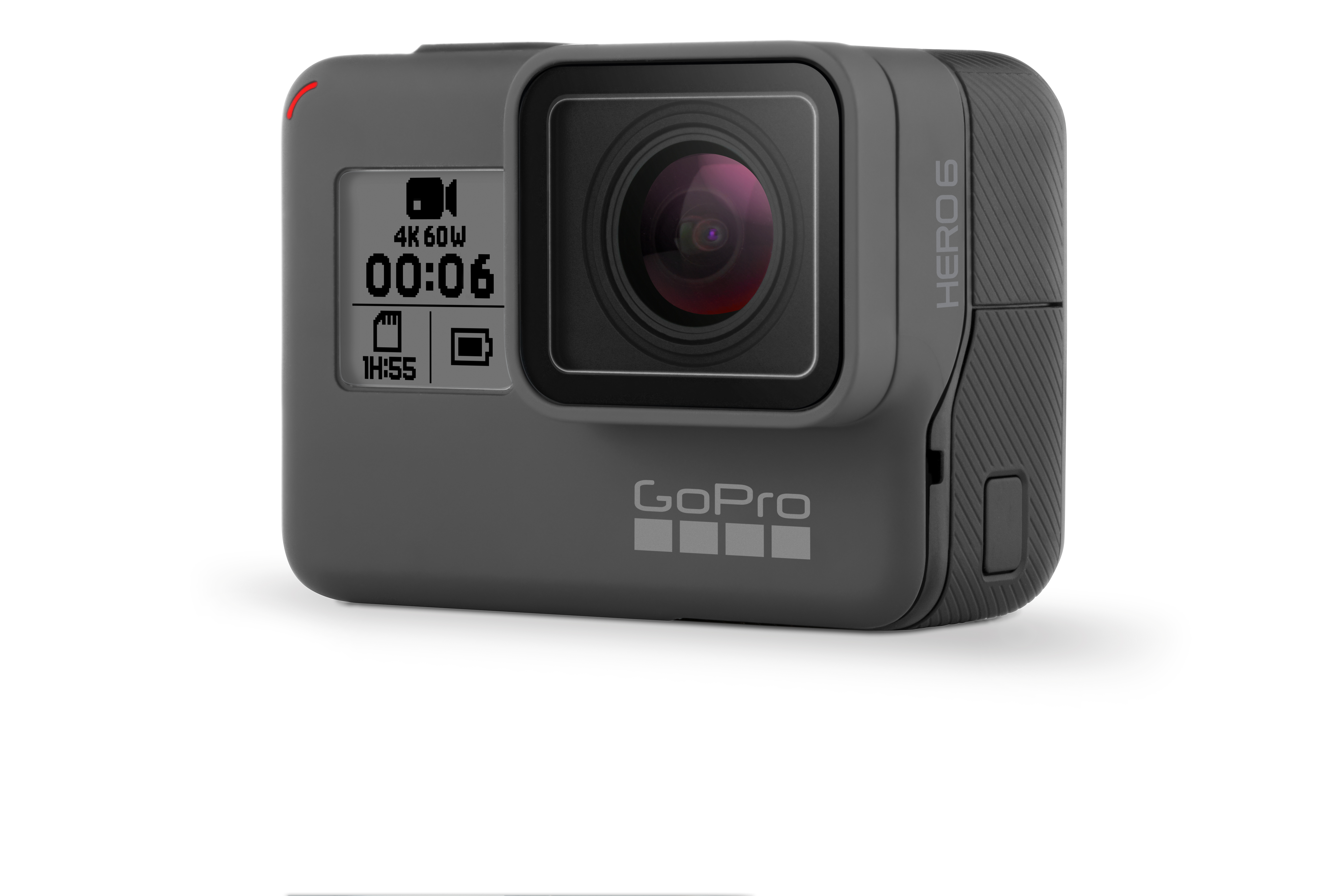 GoPro Hero 6 Black shoots faster 4K video than your DSLR