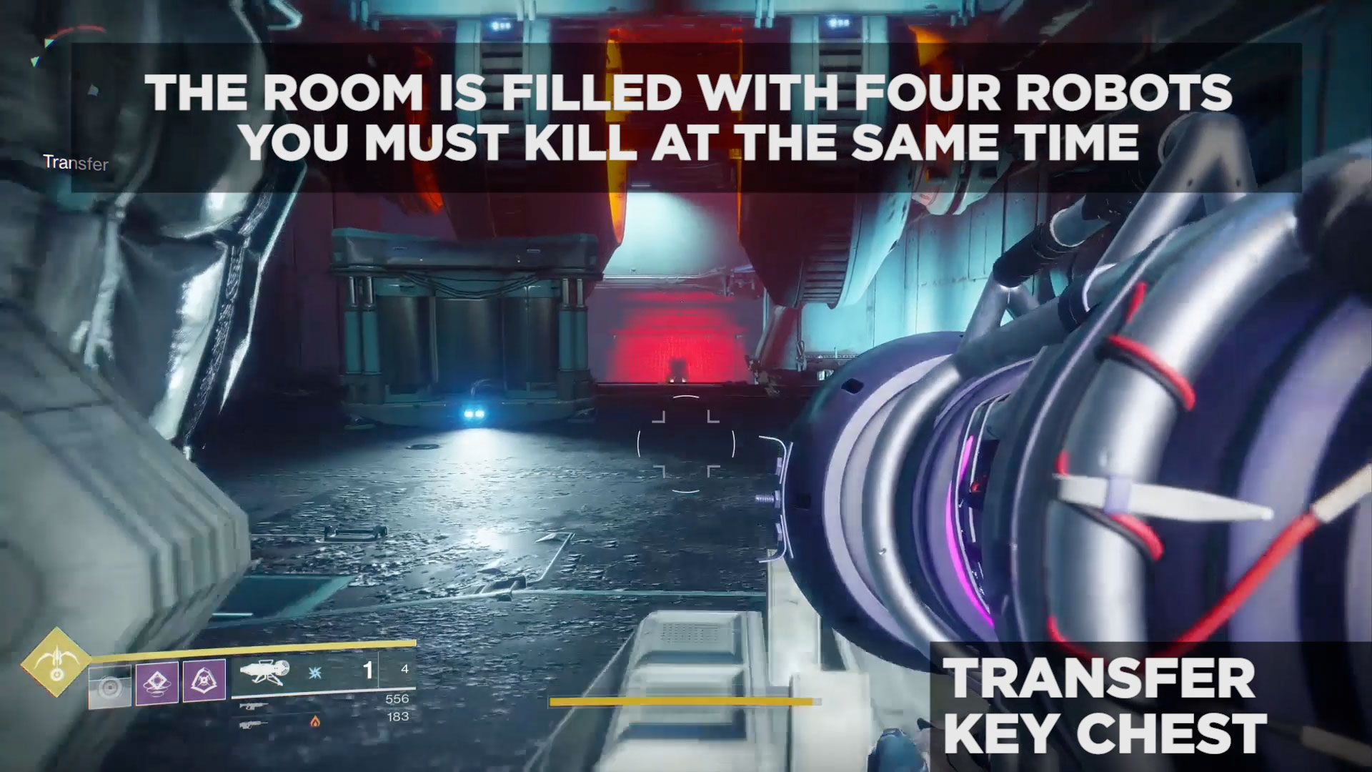 Destiny 2 guide: How to find every Leviathan Raid chest - Polygon