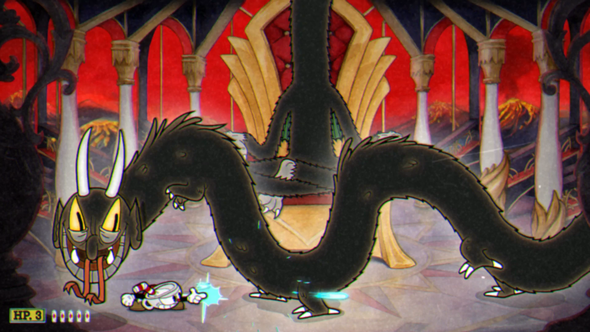 Cuphead final boss guide: The Devil in 'One Hell of a Time