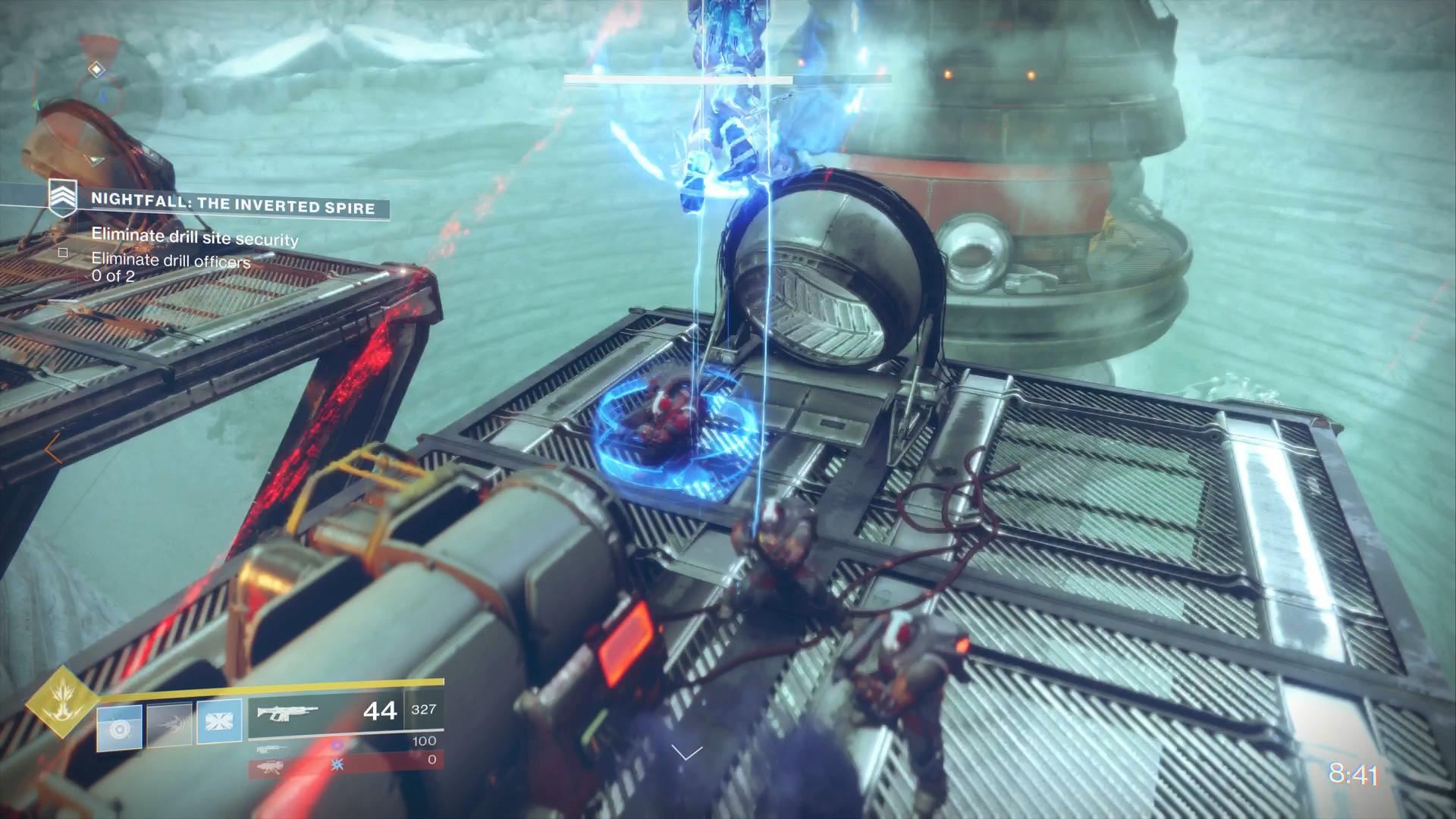 Destiny 2 guide: Inverted Spire Nightfall walkthrough - Polygon