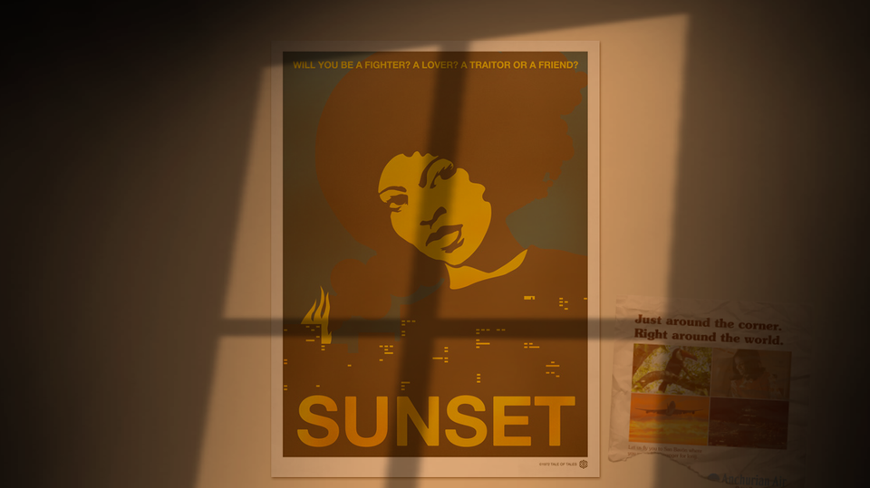 Tale of Tales – Sunset a first-person exploration game slated to launch in 2015