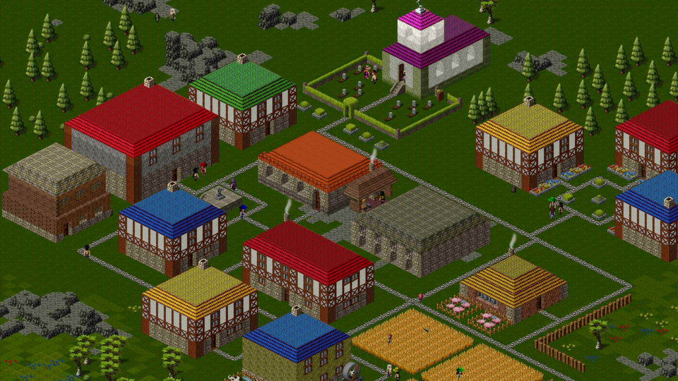 Development on Towns abandoned again for windows pc mac linux