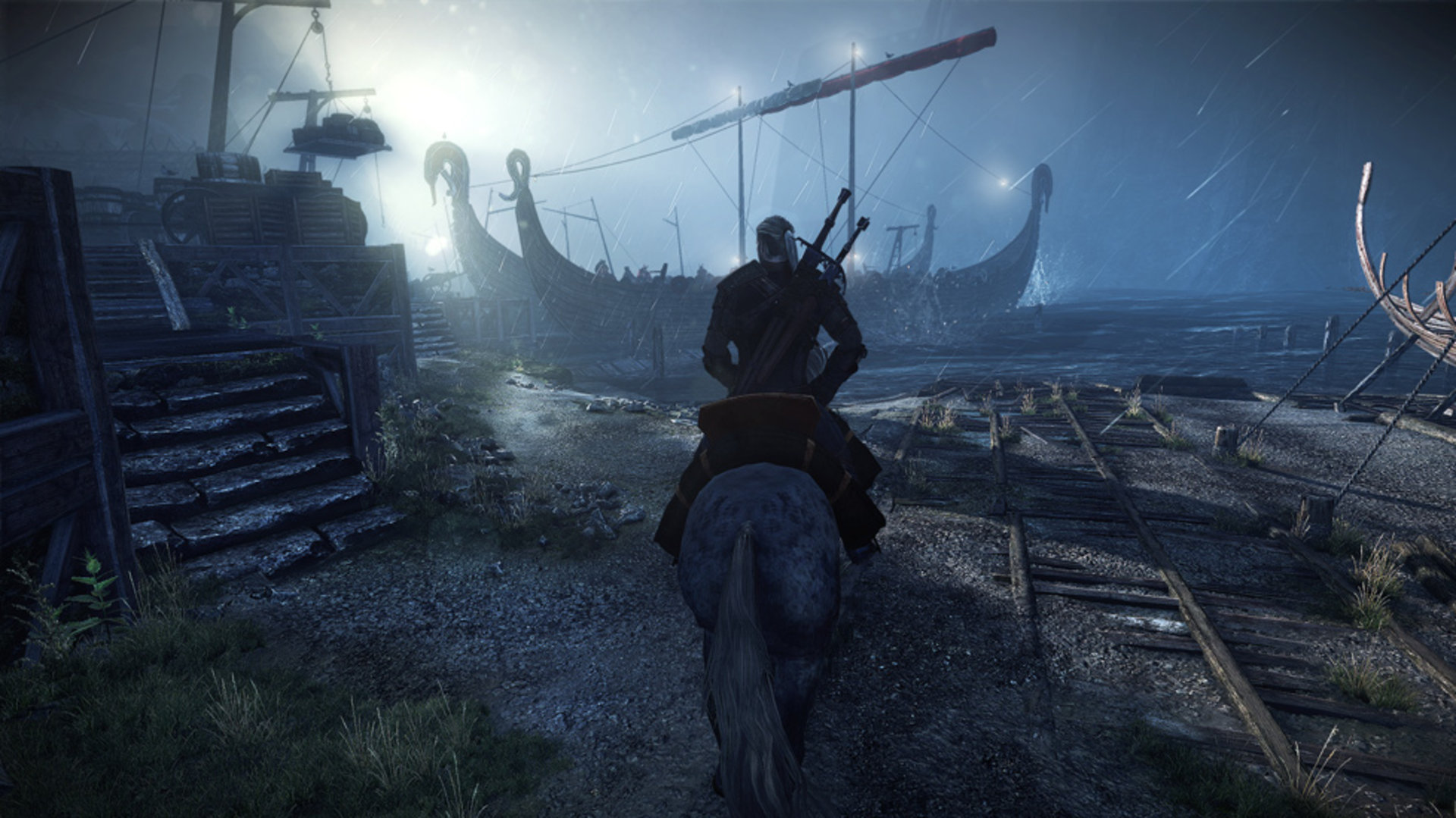 The Witcher 3: The Wild Hunt   Polygon E3 2014