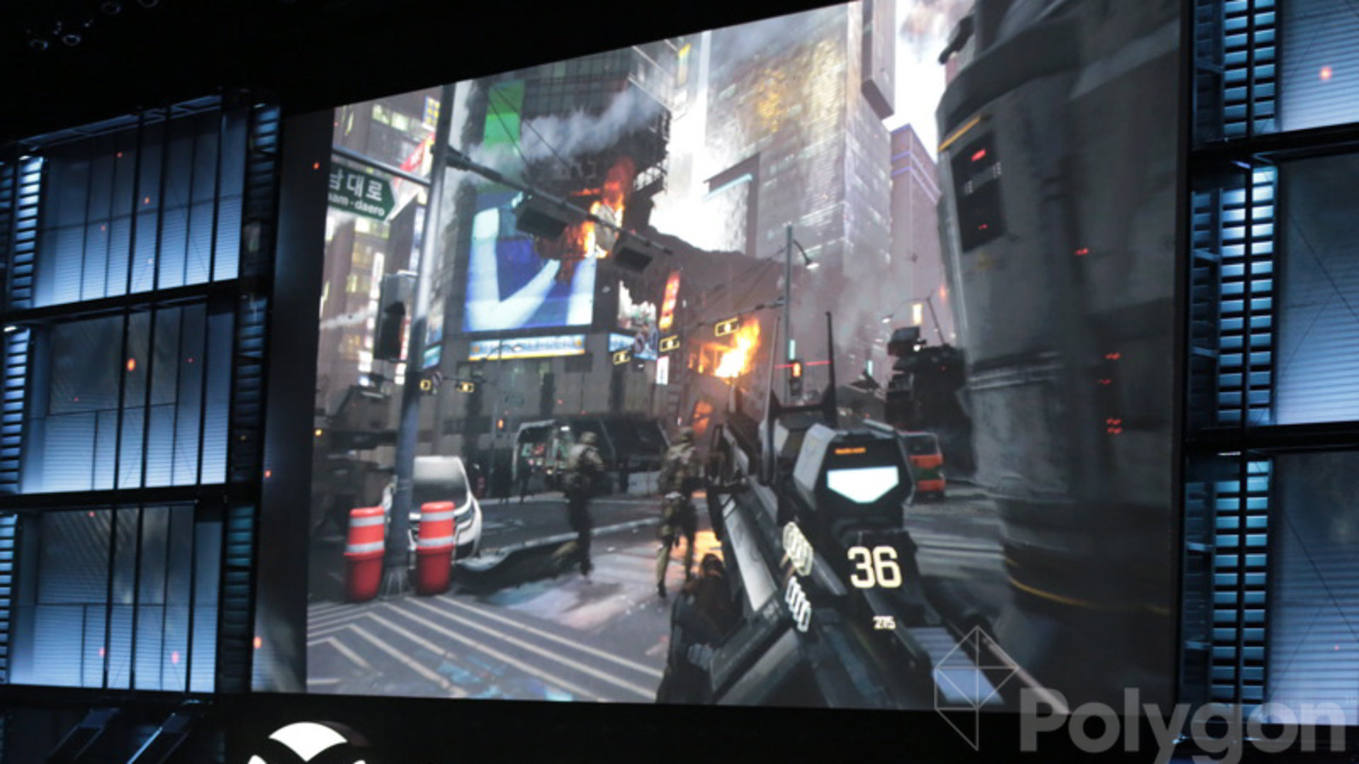 Call of Duty: Advanced Warfare   Polygon E3 2014
