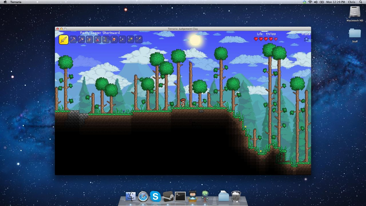 Re-Logic are looking to bring Terraria to Linux and Mac