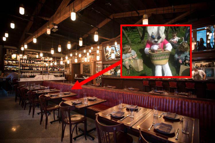 Where to Eat the Easter Bunny: Restaurants Serving Rabbit - Raven ...