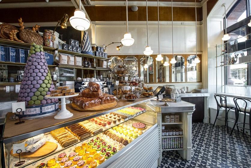 Cafe Firenze Dessert Menu