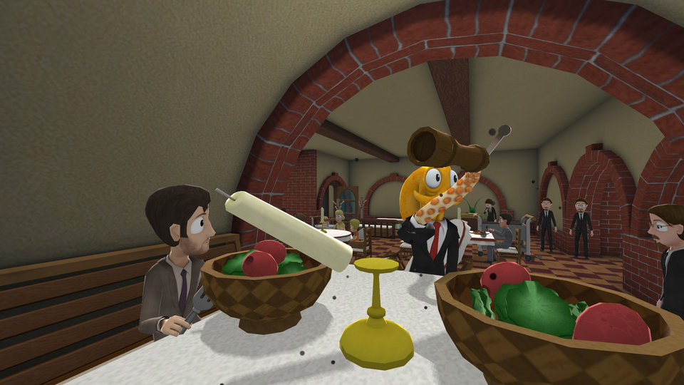 Octodad: Dadliest Catch free Shorts DLC releases October 14th
