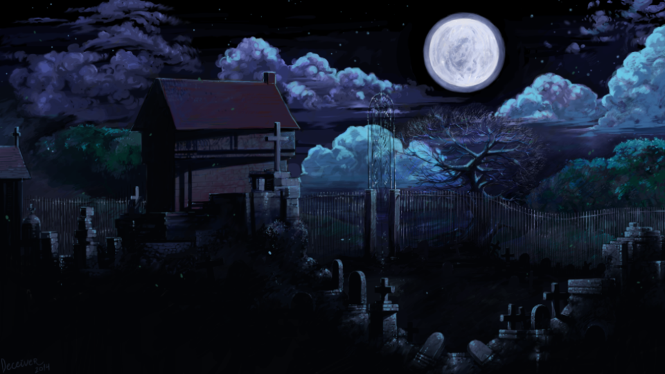 Kickstarter – Ethereal relive traumatic memories and traverse challenging puzzles